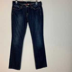 Lucky Jeans- Zoe Straight Leg Jeans size 6